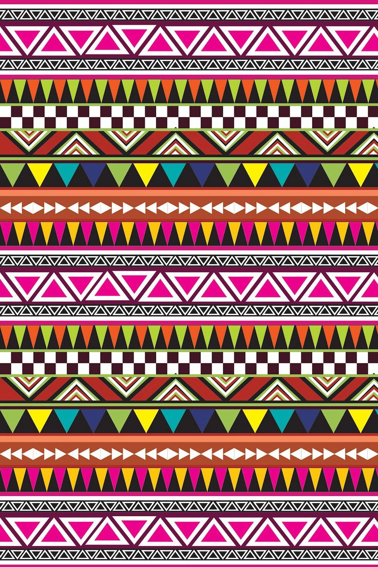 25 best ideas about Aztec pattern wallpaper 736x1104