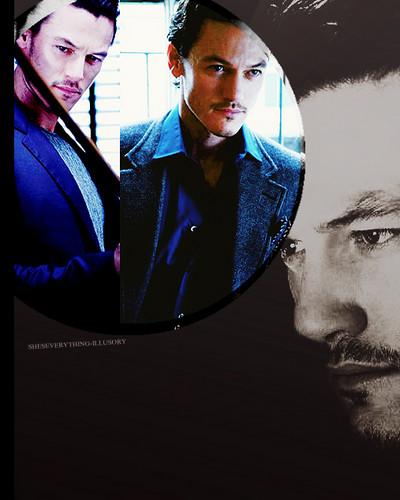 Luke Evans images Luke Evans wallpaper and background 400x500