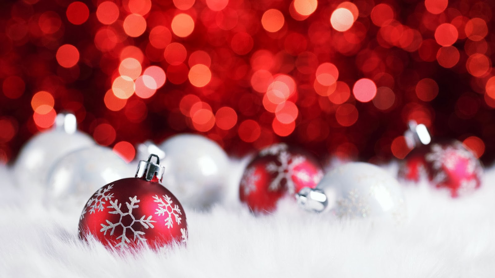 Christmas Scenes Wallpapers Backgrounds 1600x900