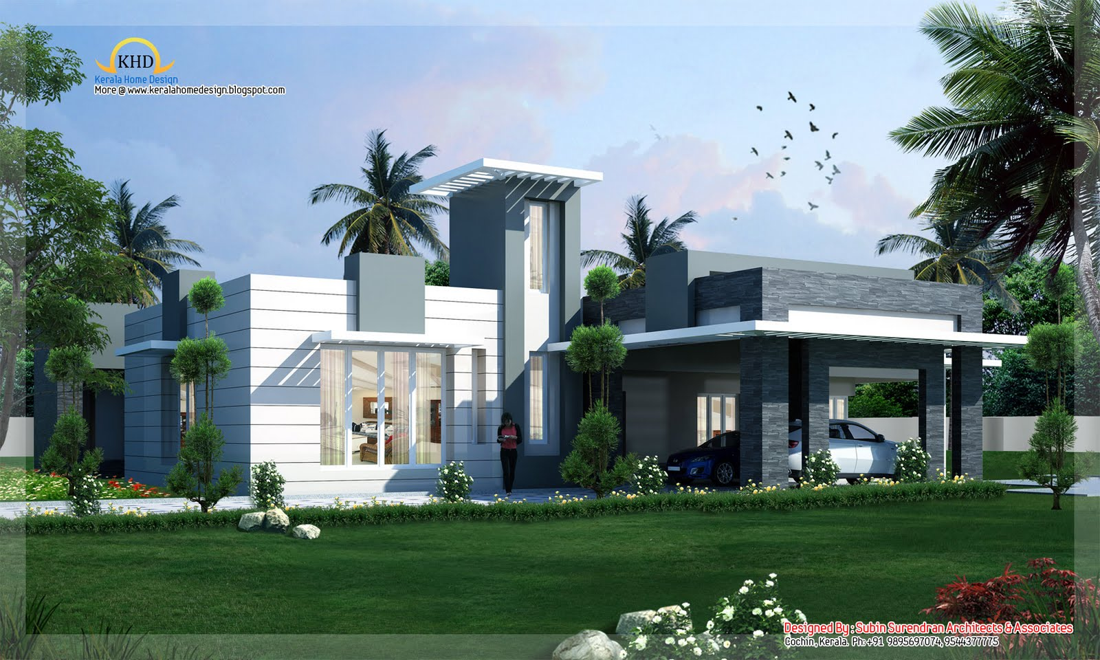 Storey Bungalow House Design Malaysia 4884 Wallpapers Home 1600x960
