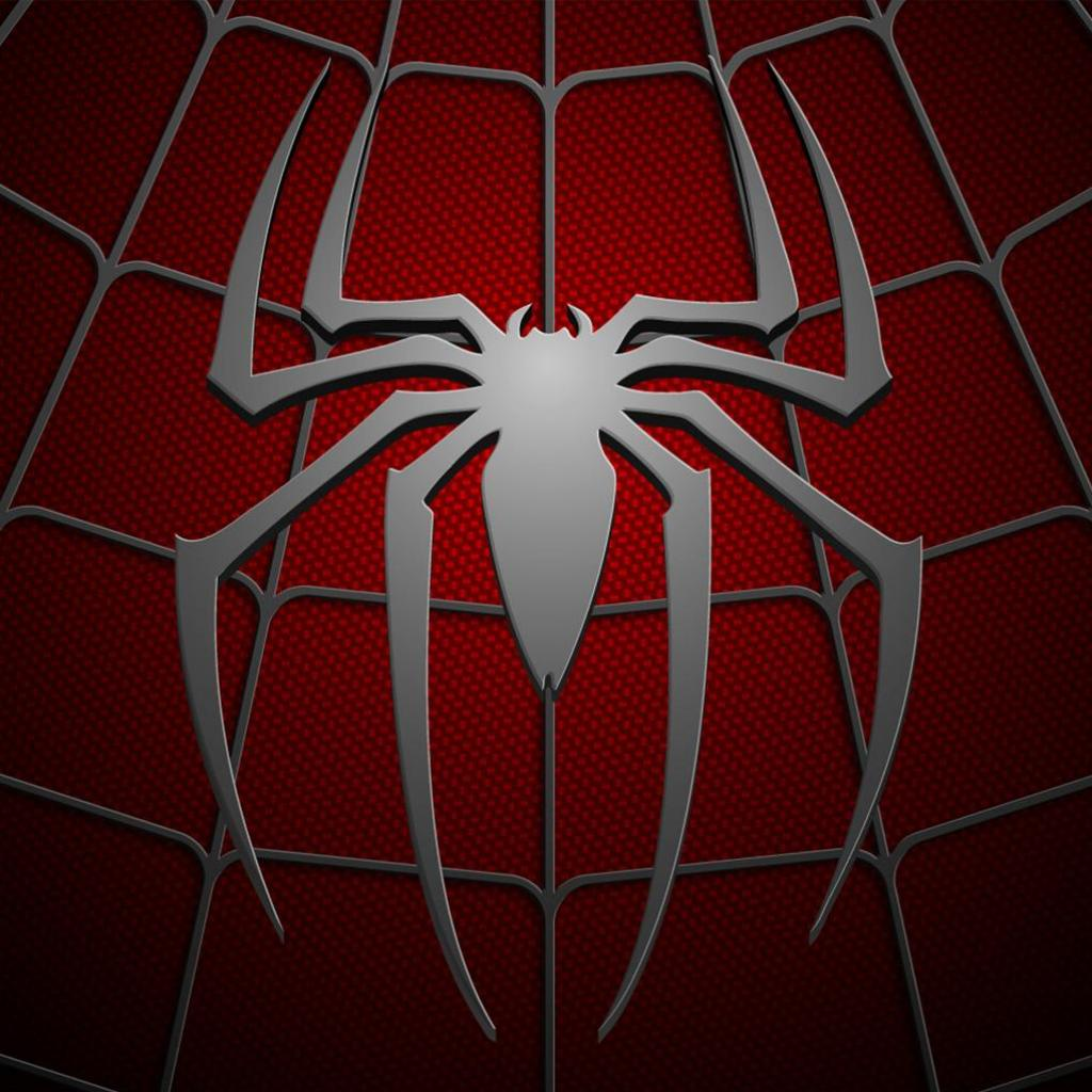 Spiderman Logo Wallpaper 6412 Hd Wallpapers in Logos   Imagescicom 1024x1024