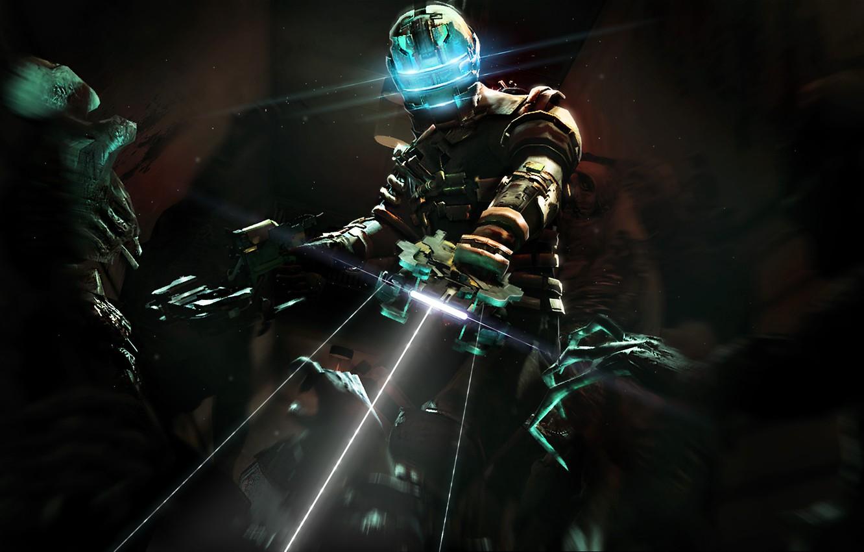 Wallpaper Dead Space Electronic Arts Isaac Clarke survival 1332x850