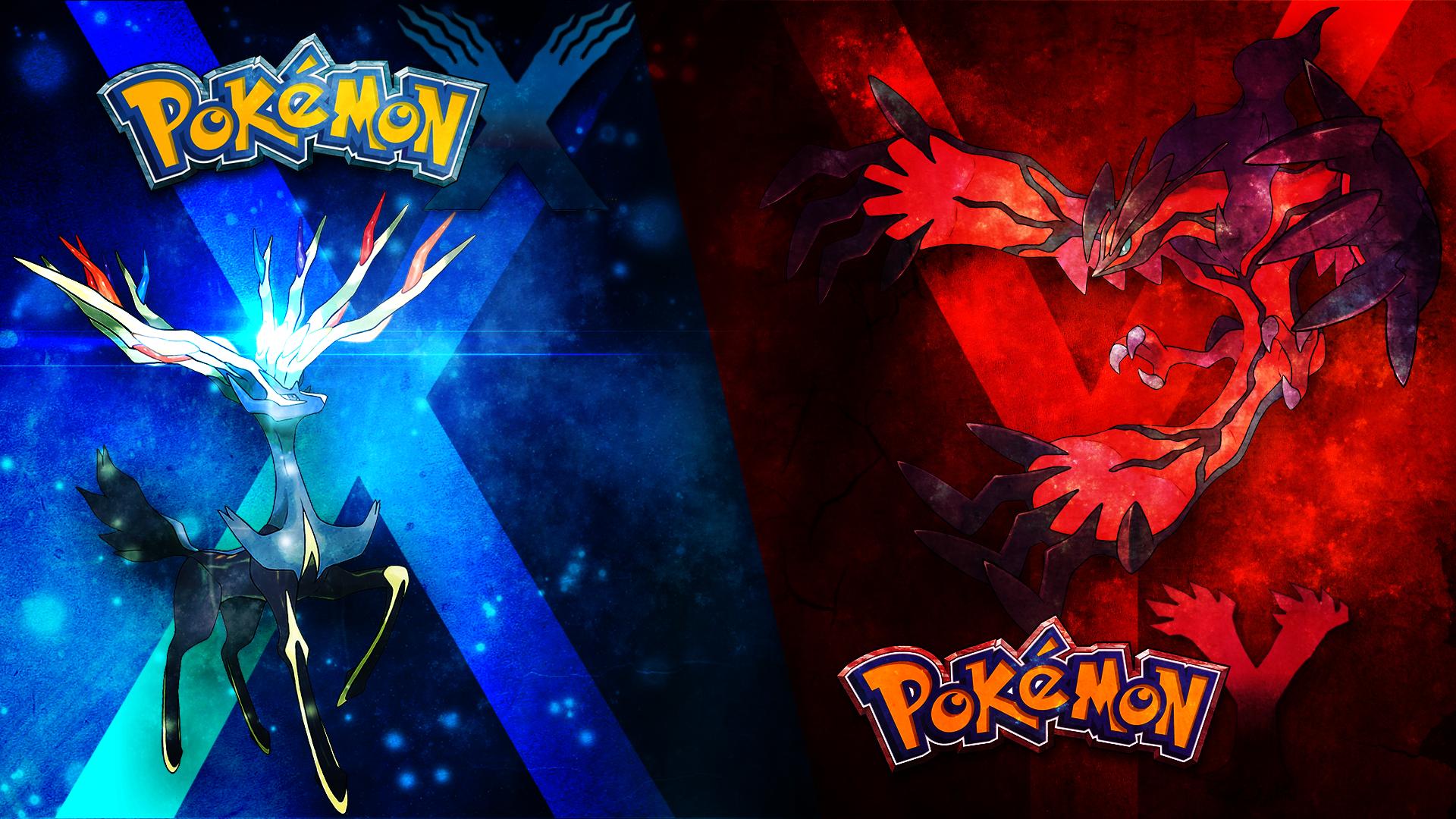 pokemon x y wallpaper by darkigfx fan art wallpaper games 2013 2015 1920x1080