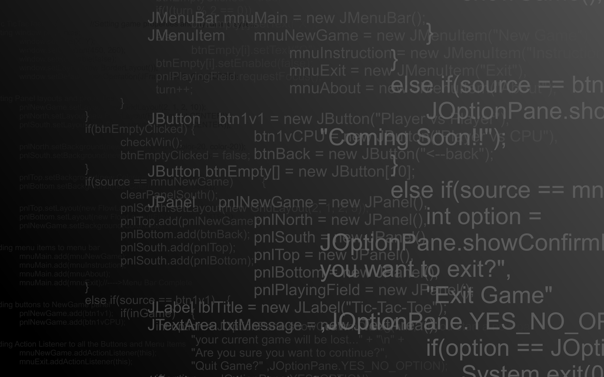 Programming Codes Wallpaper Code Java Wallpaper 2560x1600