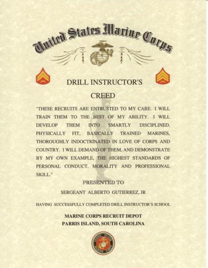 Usmc staff nco creed pdf