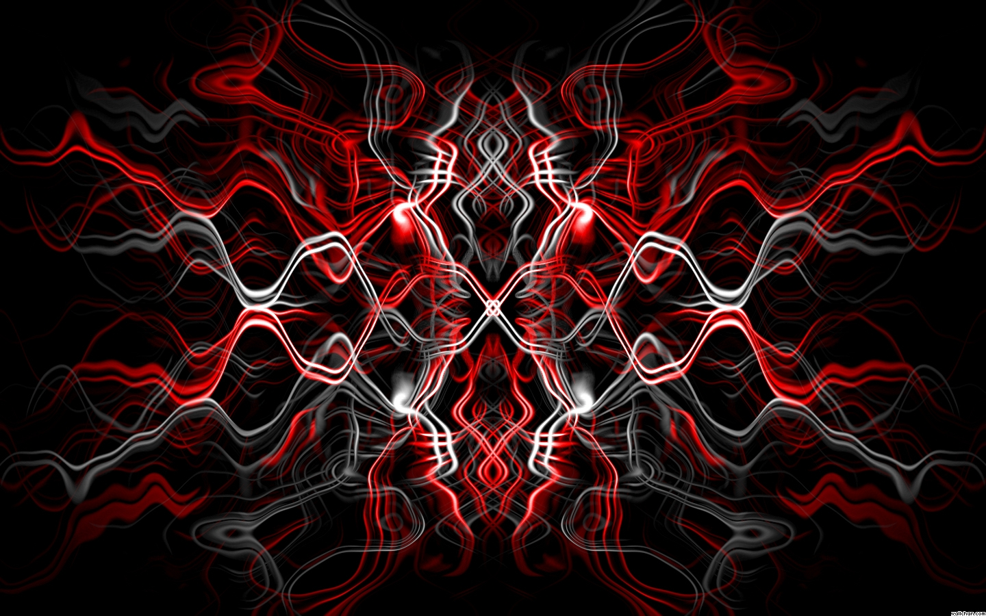 Red Black White Abstract Wallpaper Red And Black Abstract 1440x900