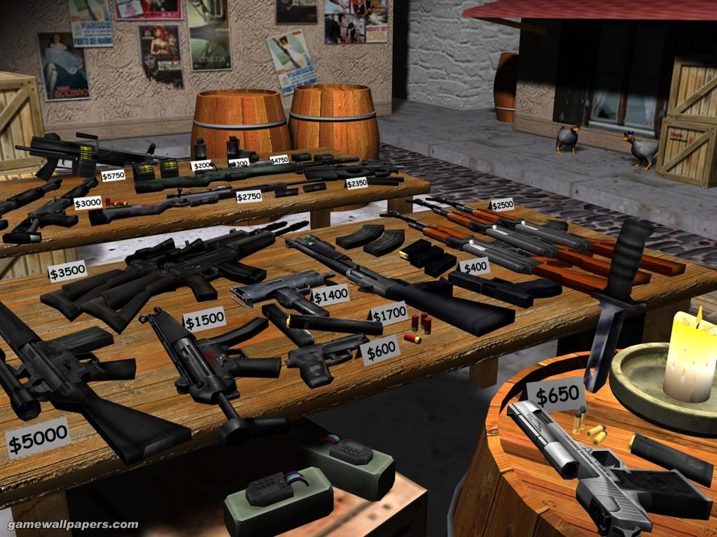 Fotos   Gun Gale Online Wallpaper 38 1024x768