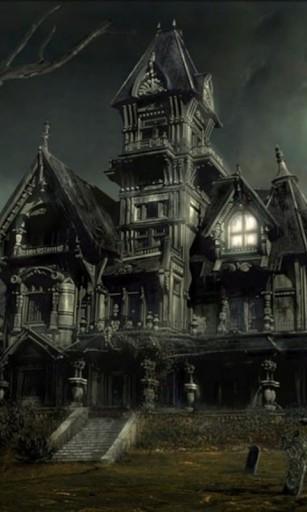 Haunted House Live Wallpaper SCREENSHOTS 307x512
