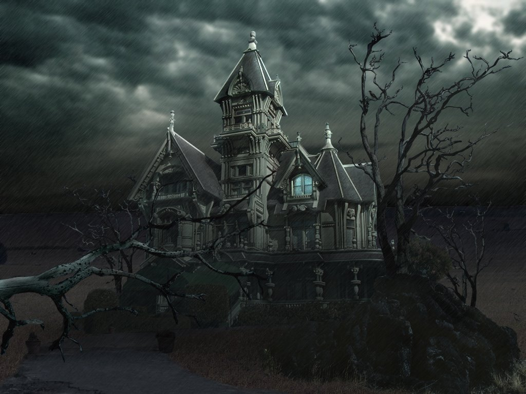 collector of many things one of which are pictures of Haunted Houses 1024x768
