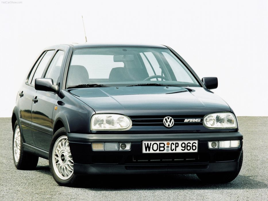 Volkswagen Golf III VR6 1992 wallpaper 1600x1200 340143 933x700