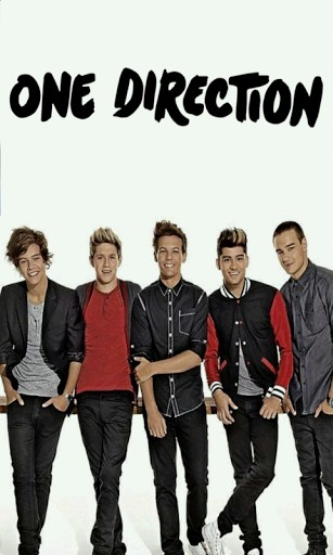 One Direction iPhone Wallpaper - 43.3KB