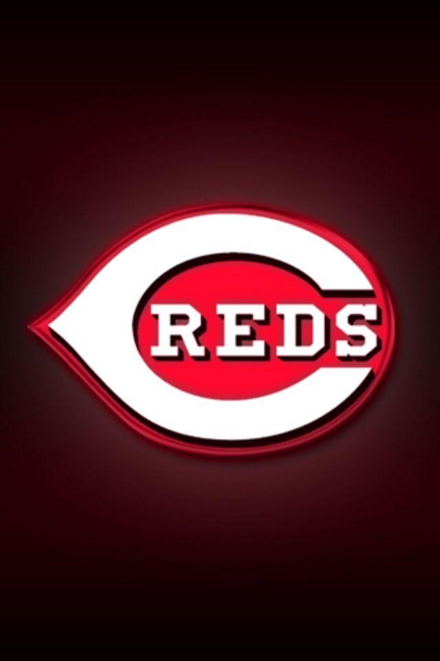 Cincinnati Reds iPhone Wallpaper HD 640x960
