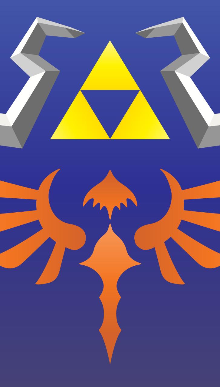Wallpaper iphone zelda - Zelda Triforce Iphone Wallpaper Zelda Triforce
