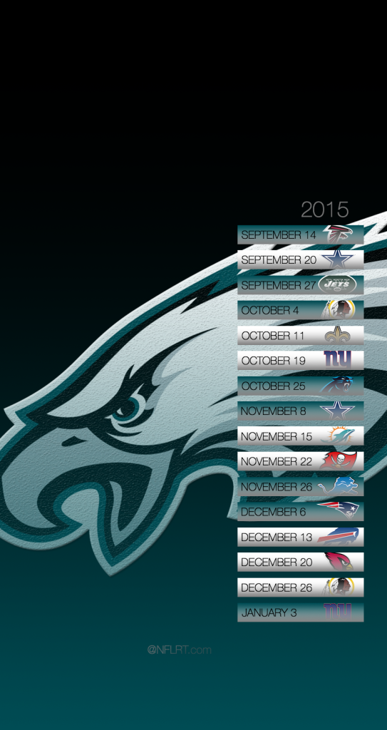 2015 NFL Schedule Wallpapers   Page 2 of 8   NFLRT 543x1024