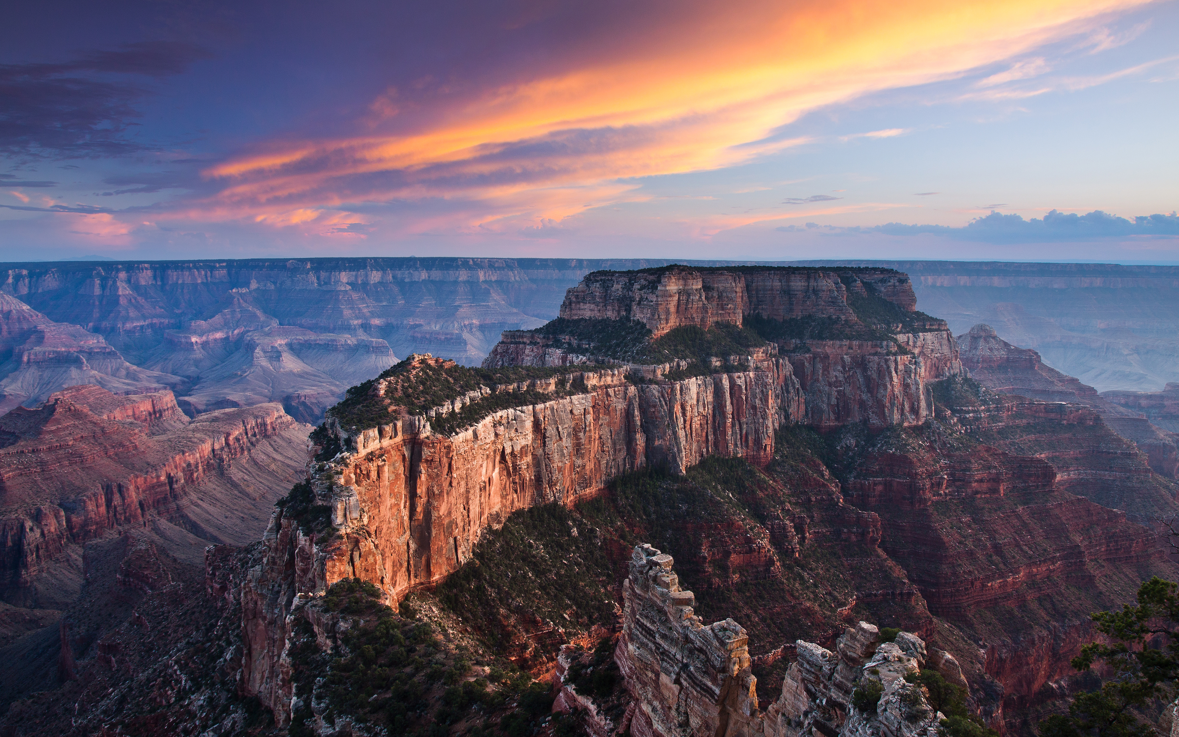 Best 47 Canyon Wallpaper on HipWallpaper Grand Canyon Lightning 3840x2400
