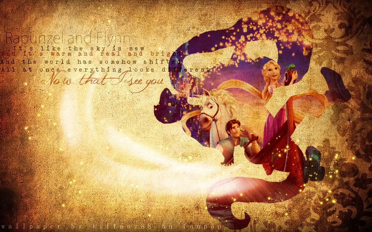 Disney wallpapers 1280x800 wallpapers for Disney tangled wallpaper 1280x800