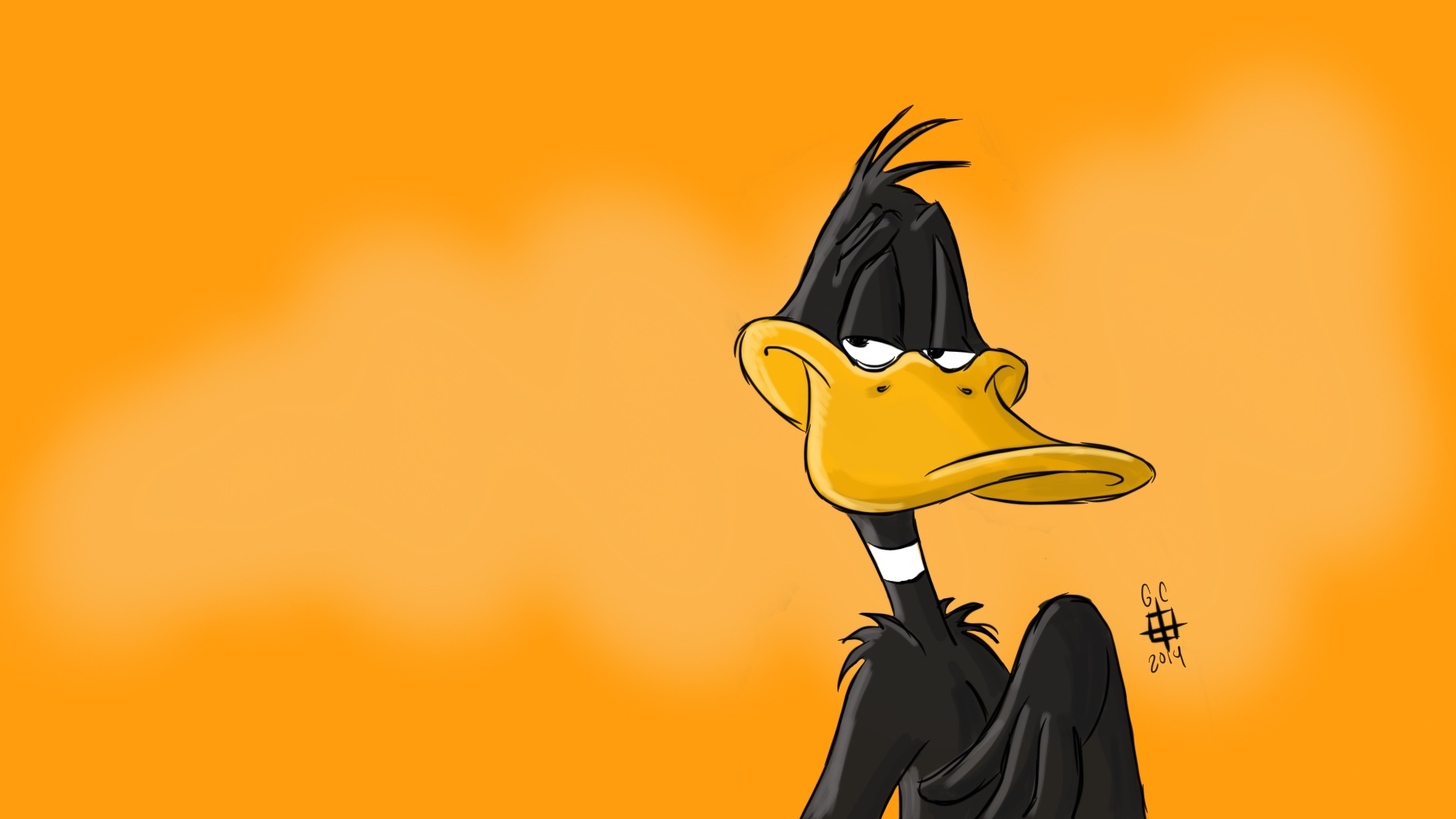Daffy Duck Wallpaper -...