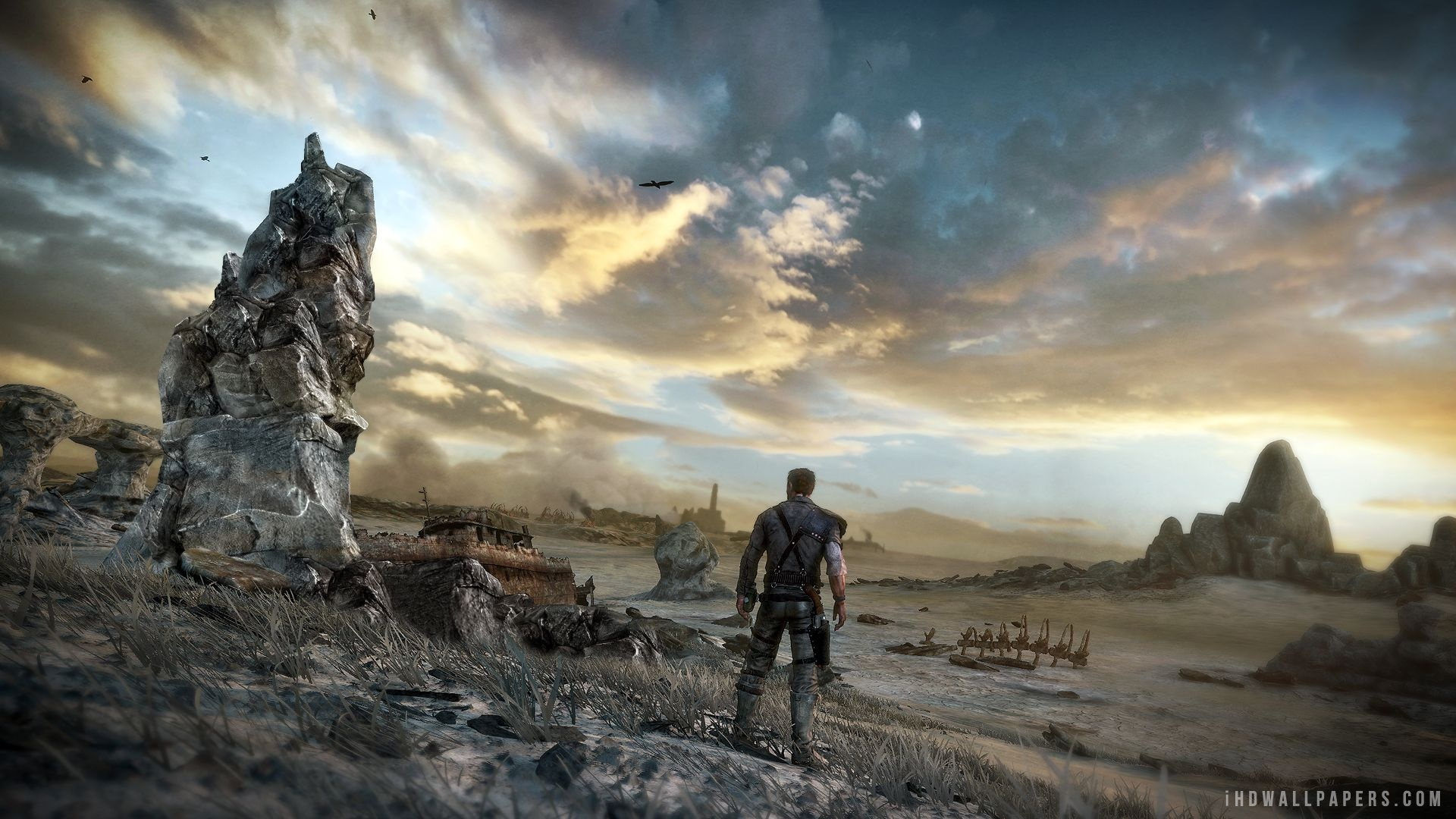 Mad Max Game HD Wallpaper   iHD Wallpapers 1920x1080