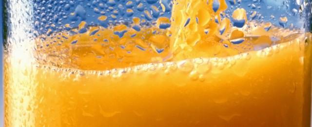 iPhone 5 1136X640 Orange Juice iPhone 5 HD Wallpapers 640x260