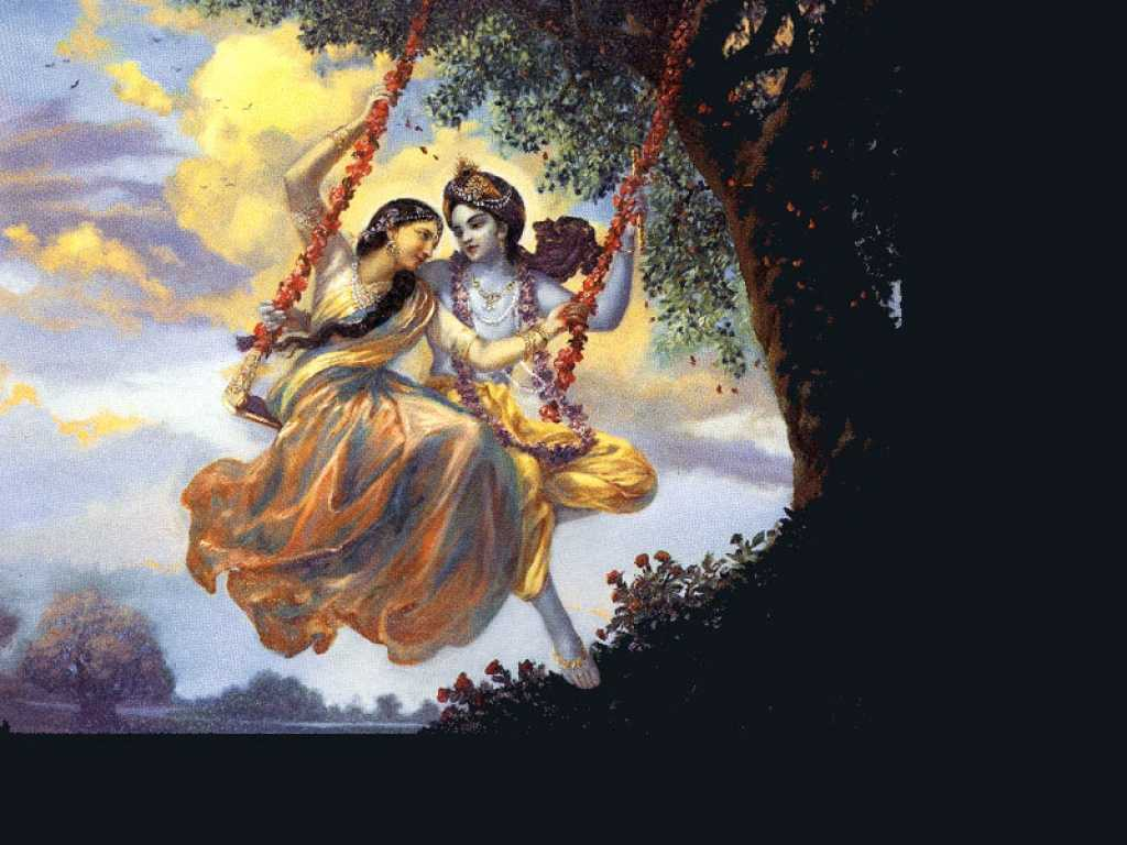 Hd wallpaper krishna and radha - Lord Radha Krishna Hd Wallpapers Gods