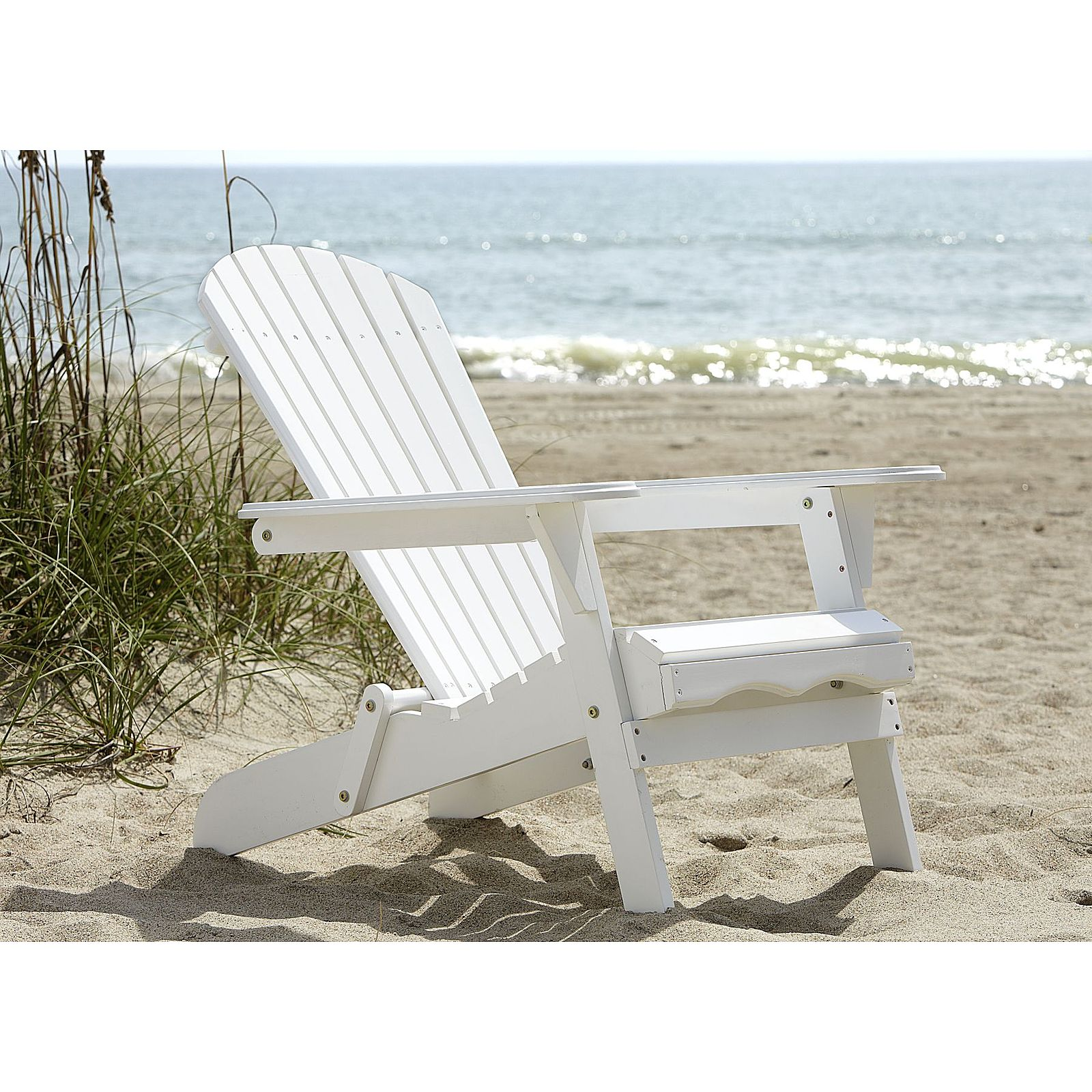 Adirondack Chairs On Beach Wallpaper Beach Chair 1600x1600