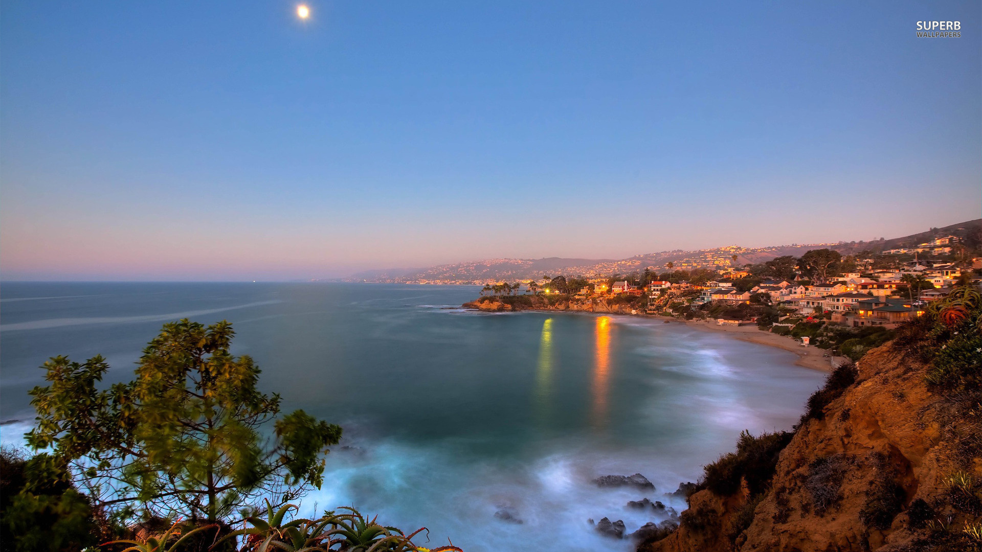 Laguna Beach Wallpaper