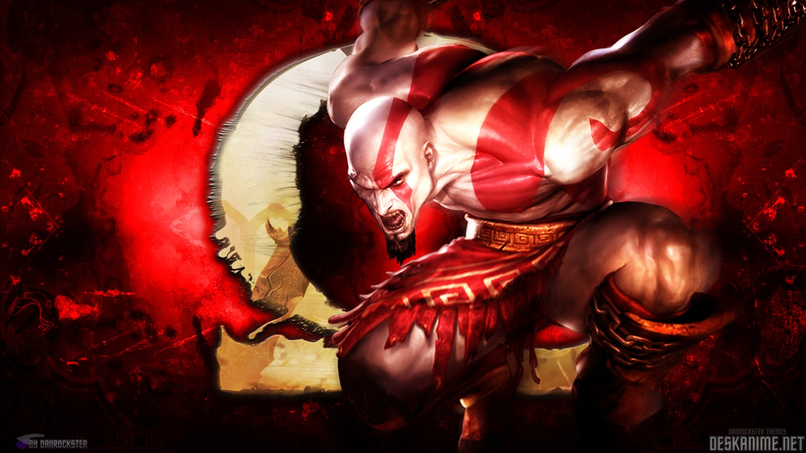 kratos wallpapers wallpapersafari