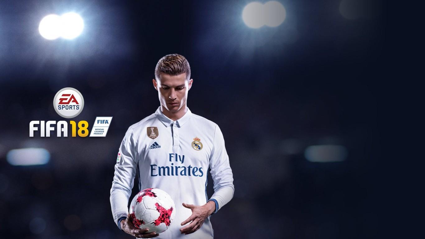 FIFA 18 Cover Wallpapers on WallpaperSafari