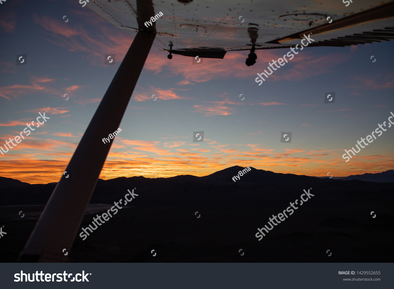 Desert Landscape Airplane Photography Arizona Desert Stock Photo 1500x1101