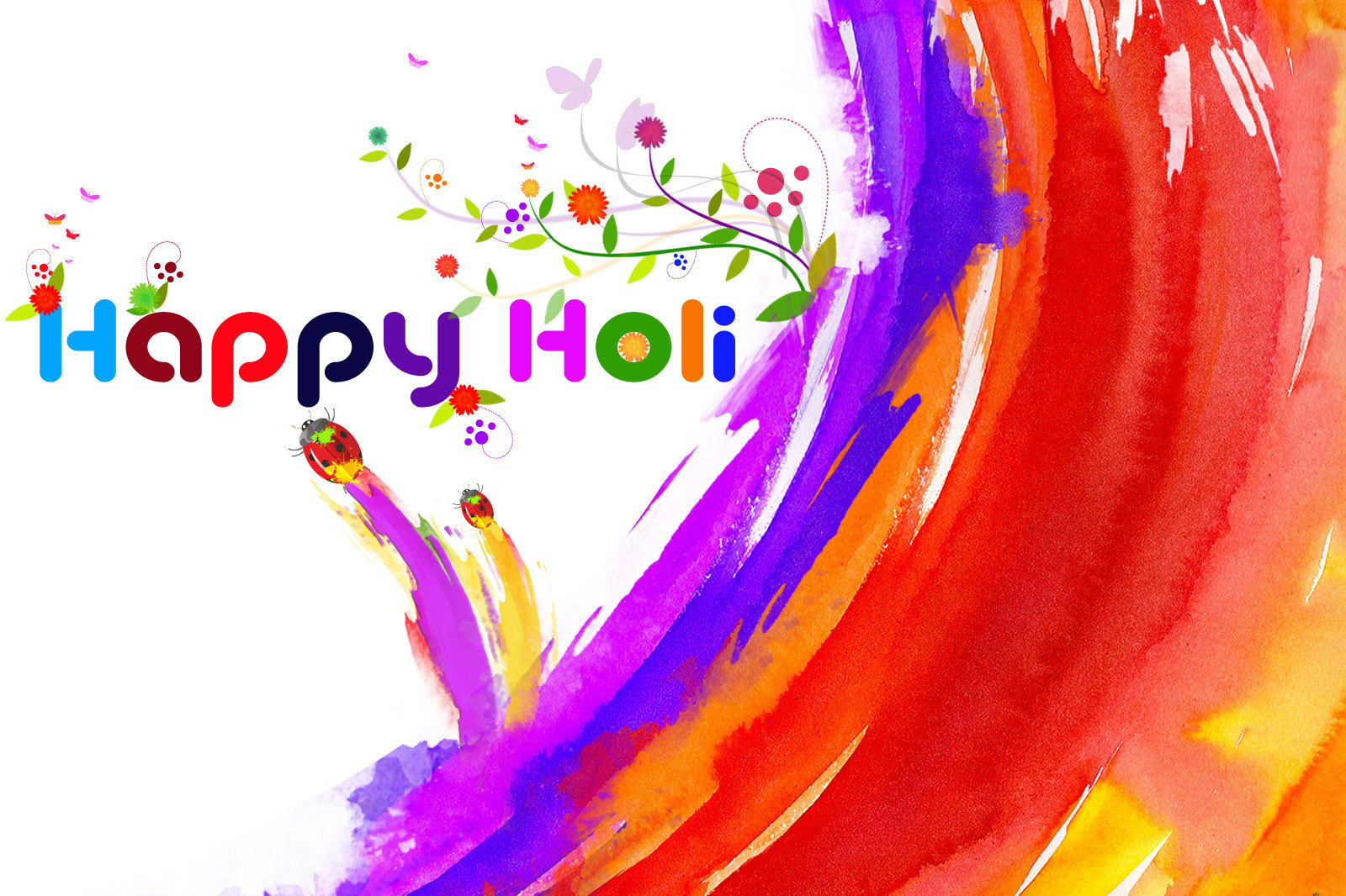 Holi Messages Quotes Status Wallpapers Download   All India Roundup 1600x1066