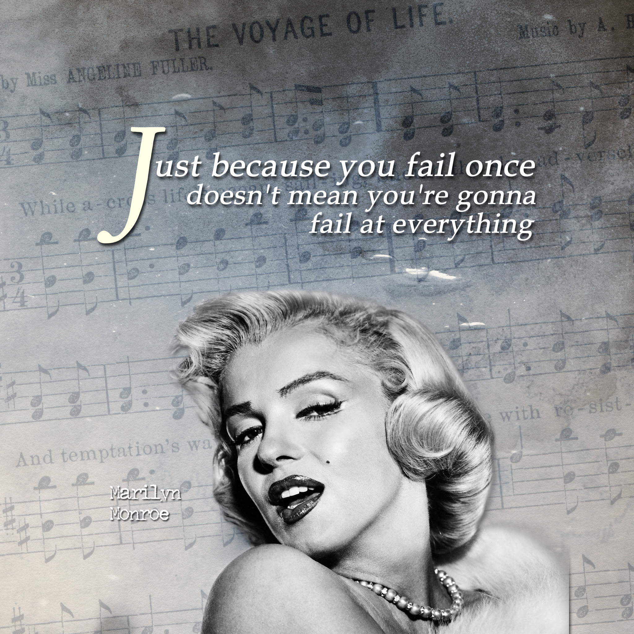 Marilyn Monroe New Years Quotes: Marilyn Monroe Quotes Wallpapers