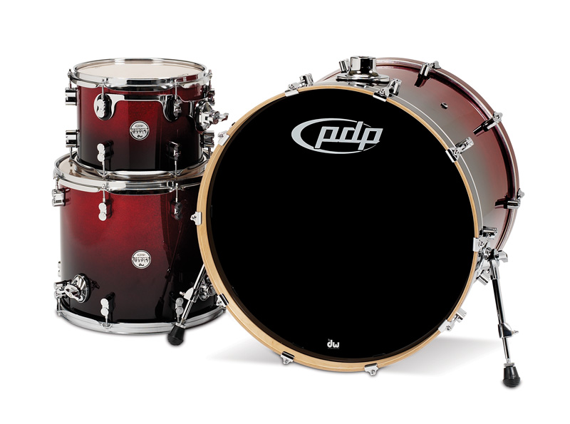 PDP Kits   Pacific Drums and Percussion Concept Maple CM3 shown 800x595