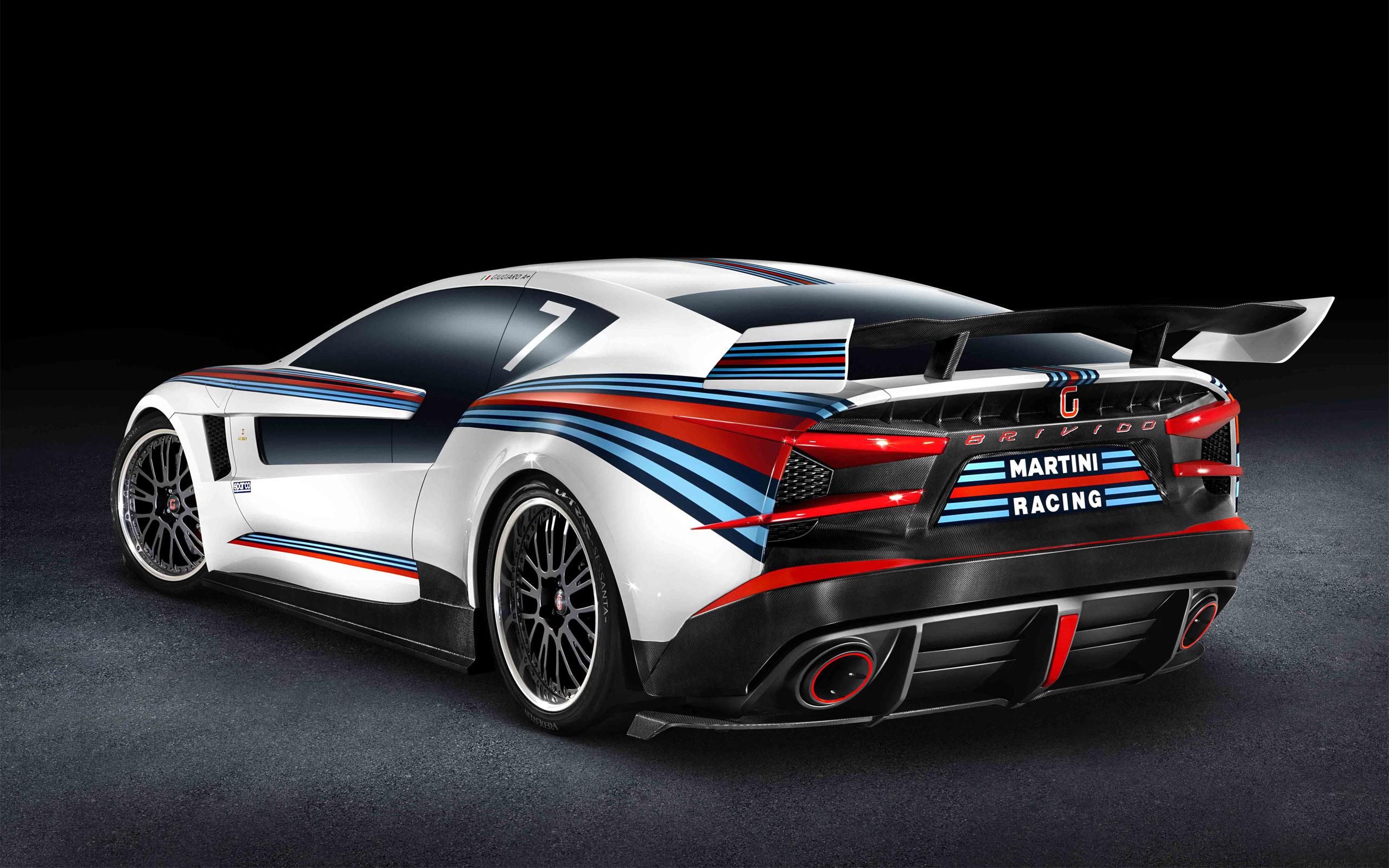 Italdesign Brivido Martini Racing 2 Wallpaper HD Car Wallpapers 2560x1600