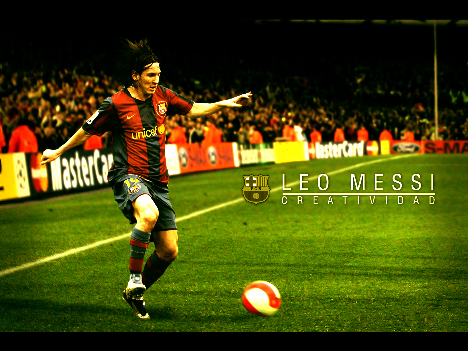 Download leo messi wallpaper HD wallpaper 1600x1200