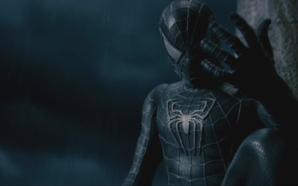 Black Spider Man HD wallpapers   Black Spider Man 1024x640