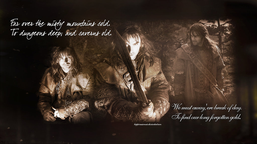 Kili And Tauriel Wallpaper Kili wallpaper 3 by 1024x576