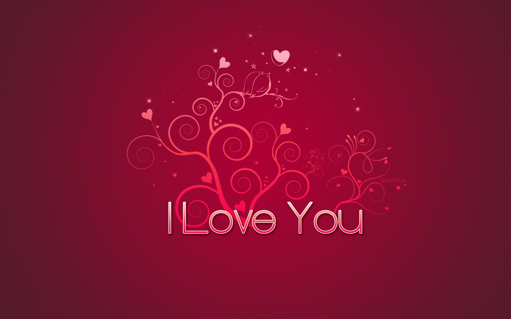 love give heart wallpapers - photo #1