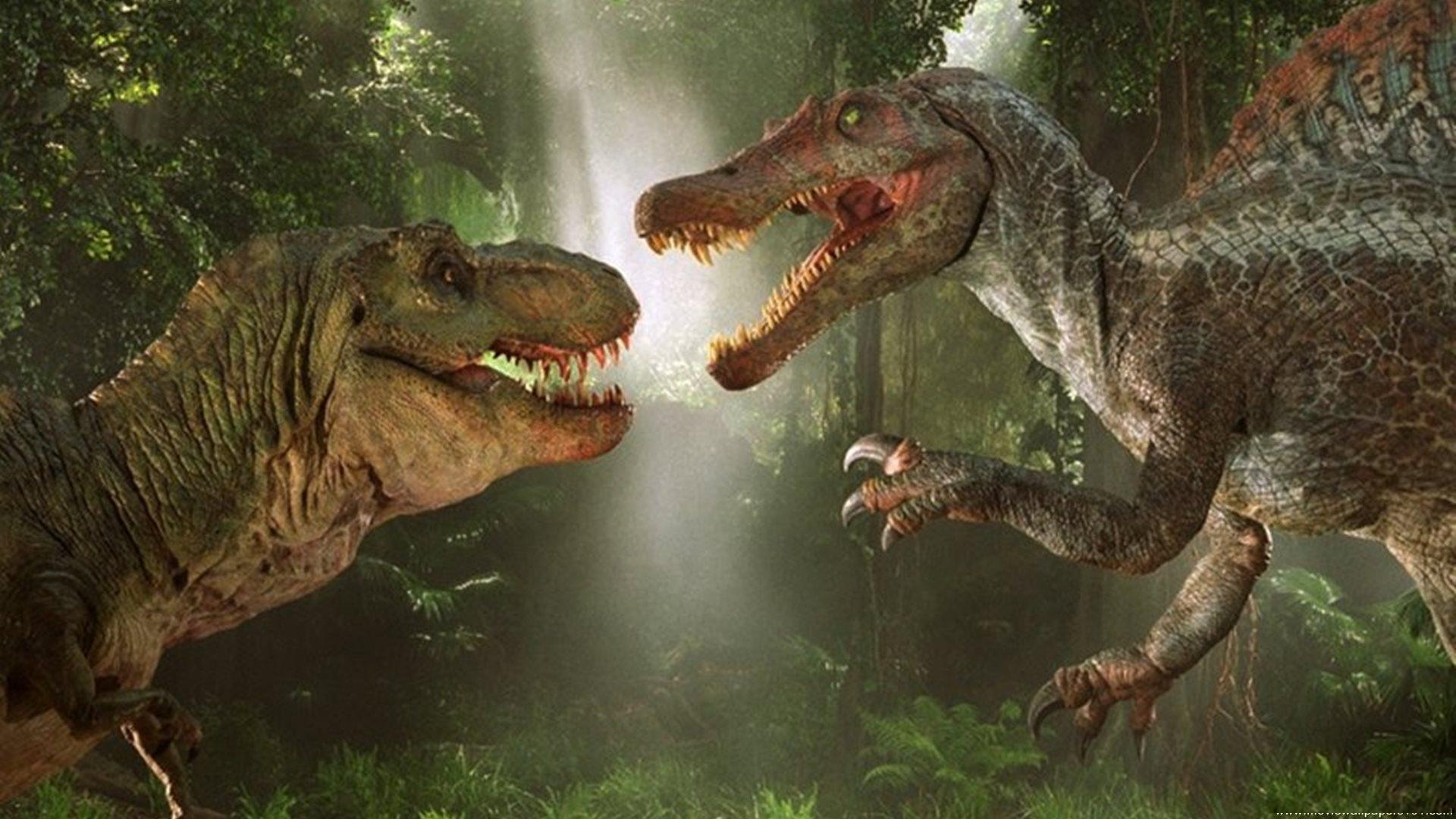 Free Download Jurassic World Dinosaurs Wallpaper