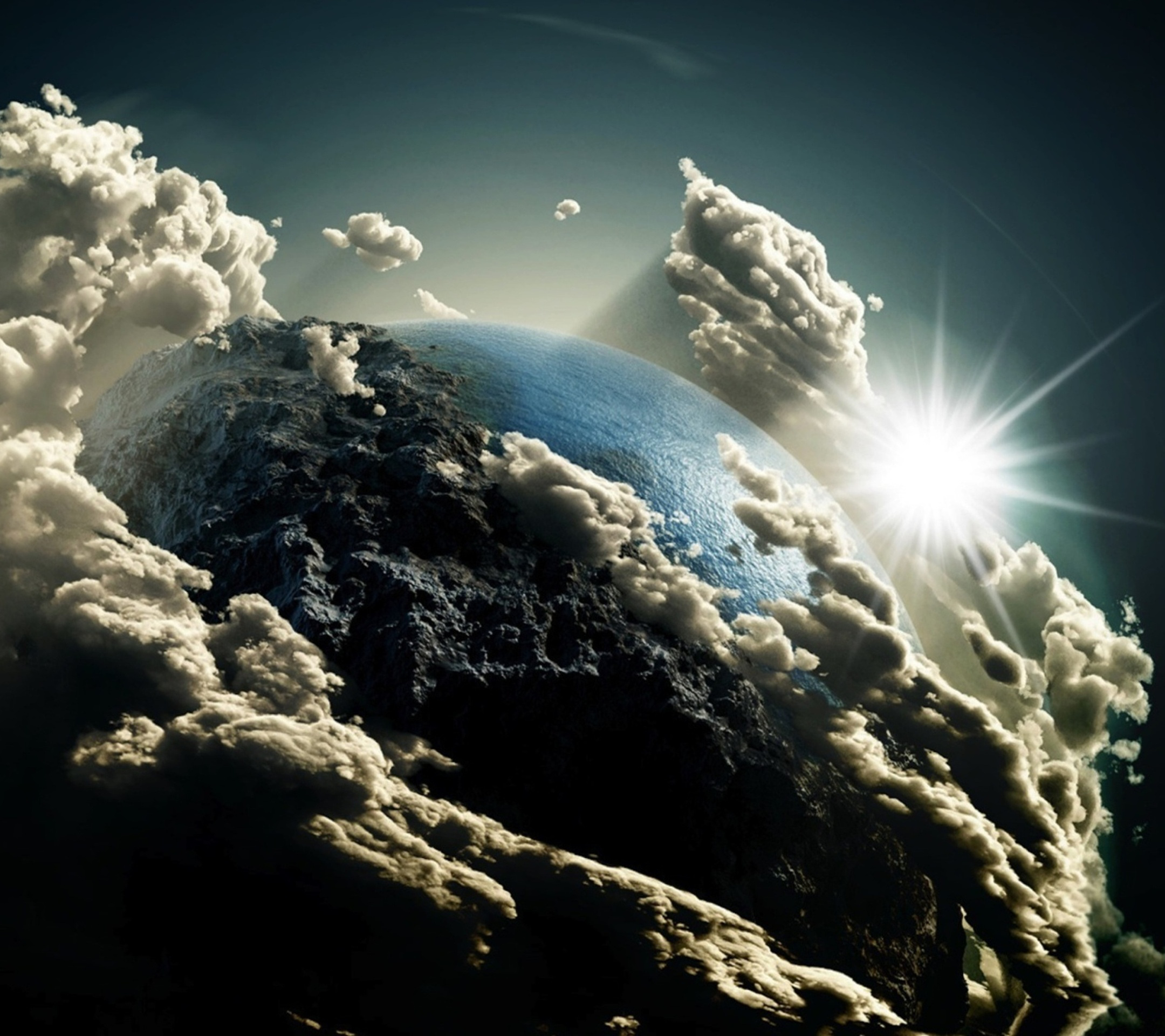 View in Clouds   Top 10 HD Samsung Galaxy S5 Wallpapers download 2160x1920