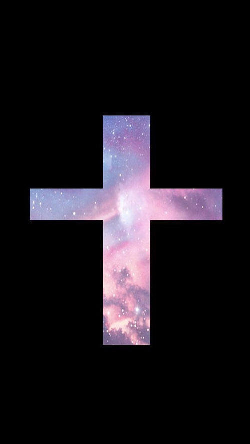 tags for this image include background galaxy jesus and wallpaper 500x888