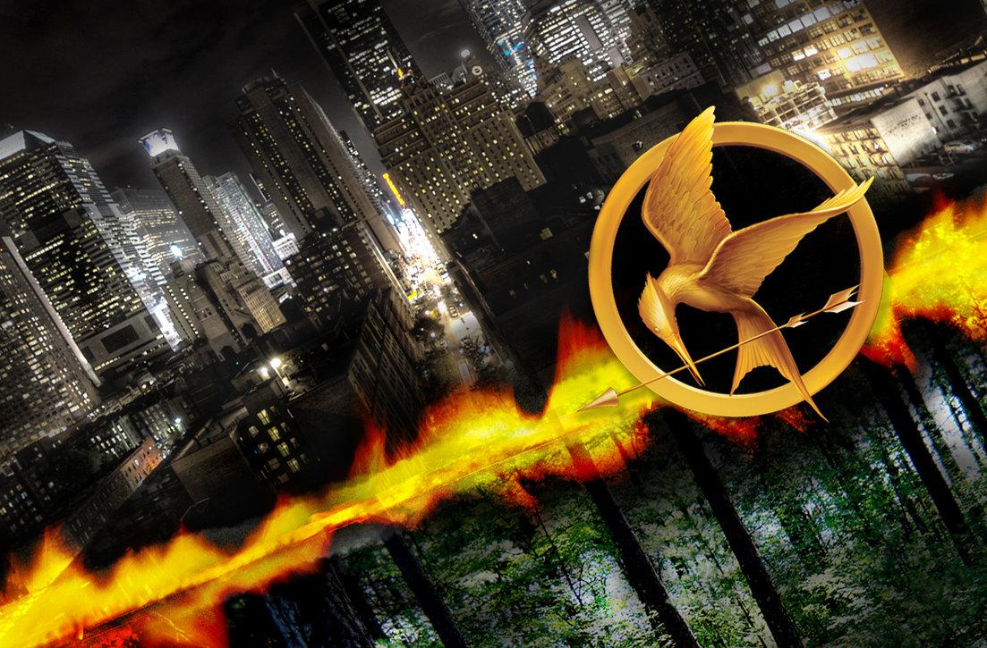Hunger Games Wallpaper by jlt0259 1103x725