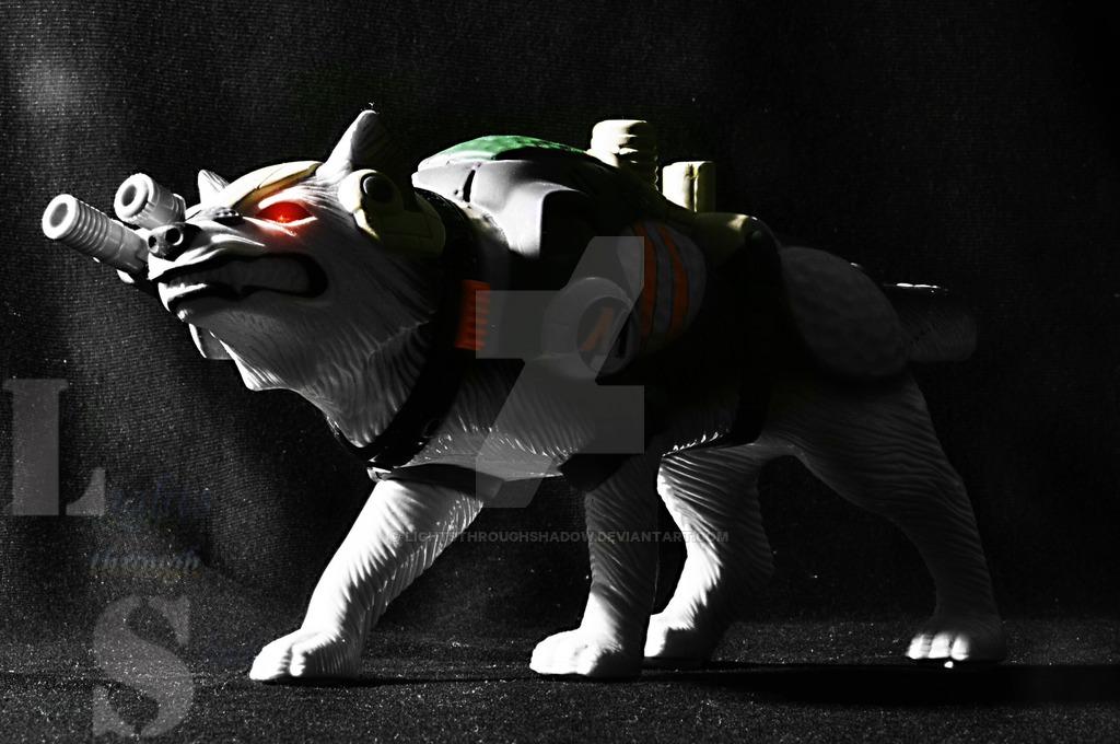 Badass wolf by Lightsthroughshadow 1024x680