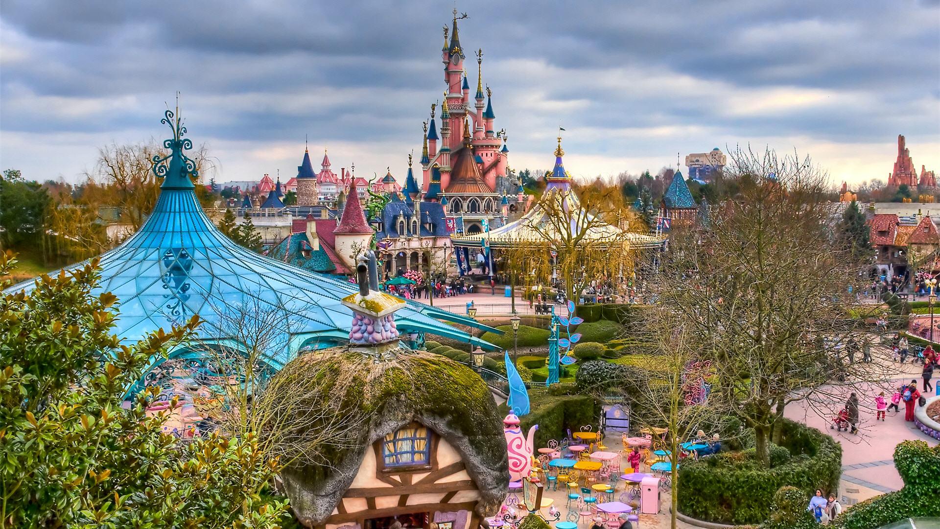 Download Disneyland HD Wallpapers 1920x1080