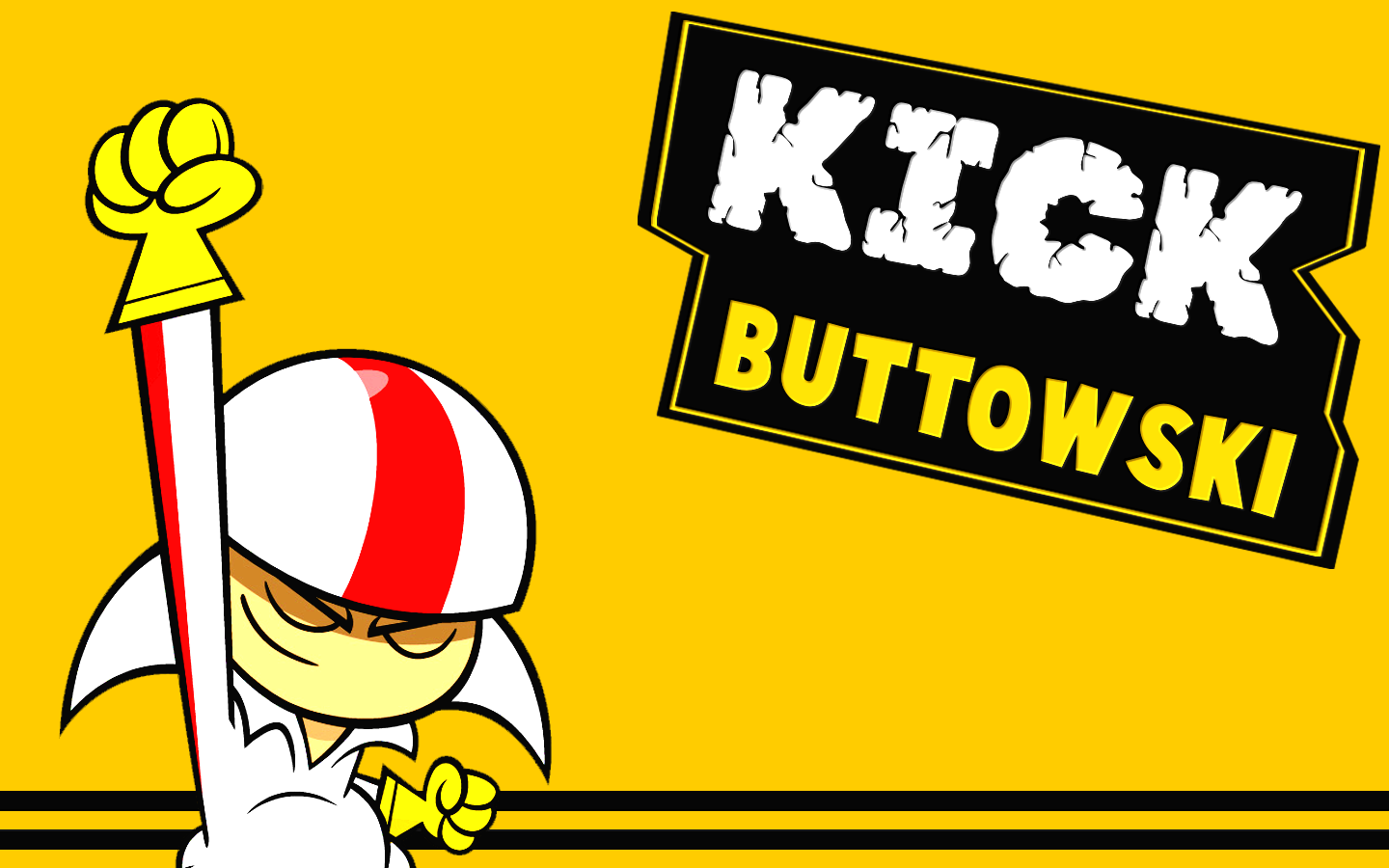Kick Buttowski Wallpaper Wallpapersafari
