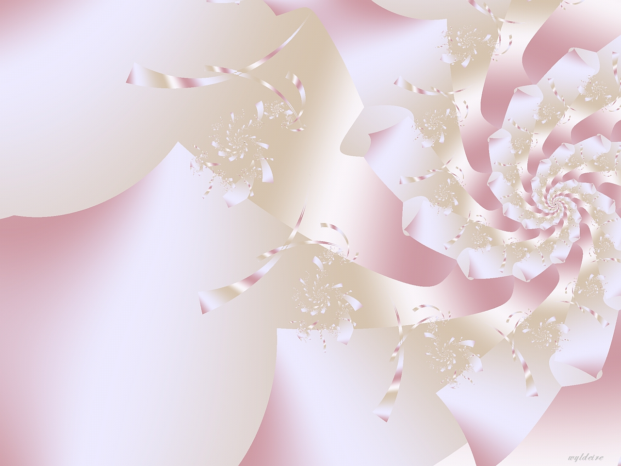 Pretty in Pink Wallpaper by wyldeire 1280x960