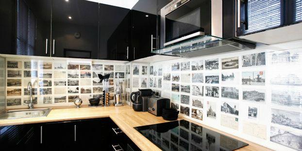 washable kitchen backsplash wallpaper 40 Awesome Kitchen Backsplash 622x311