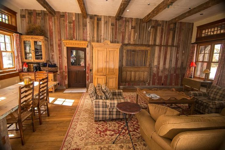 Reclaimed Weathered Timbers and Barnwood Paneling and Trailblazer Wood 736x490