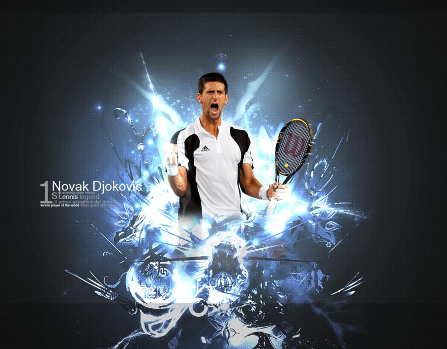 Novak Djokovic Wallpaper by Matke93 900x703