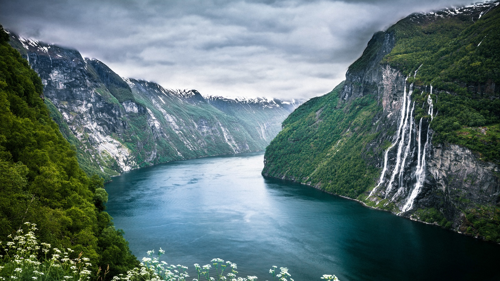 Norway Fjord Wallpapers HD Wallpapers 1600x900