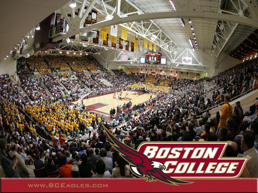 Pride New logo wallpaper   Boston College Official Athletic Site 1024x768